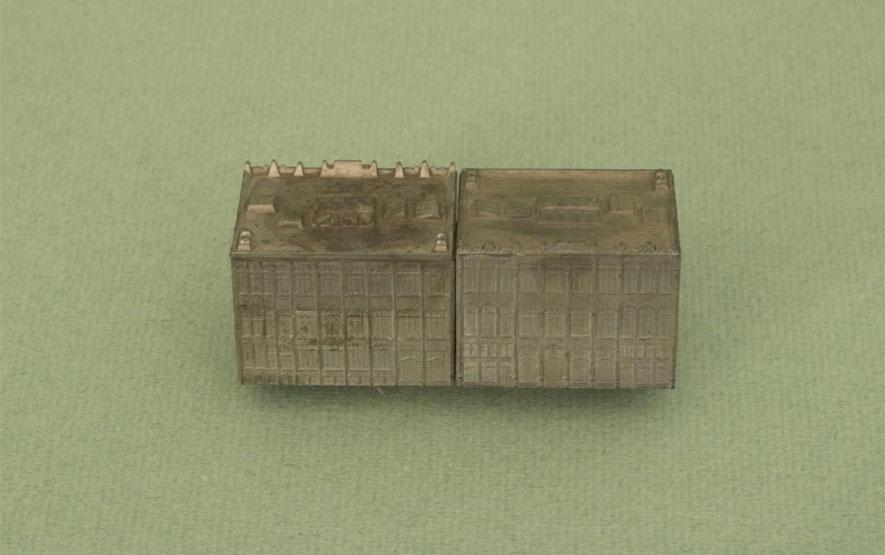 Miniatuur oudbouw